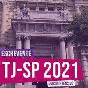 Concurso Escrevente TJSP 2021 | Teoria e Testes ao Vivo