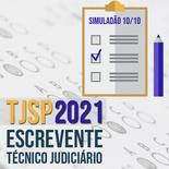 Escrevente TJSP Concurso 2021 | Prova Online 19/09