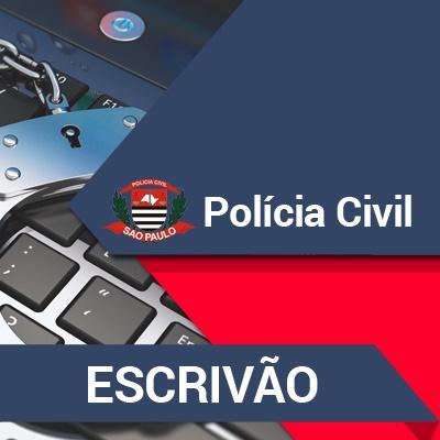 Concurso Polícia Civil SP 2021 Escrivão   Curso Online