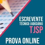 TJ SP Concurso 2021 Vunesp   Simulado Online