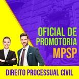 MPSP Oficial de Promotoria Concurso 2021 Vunesp   Direito Processual Civil