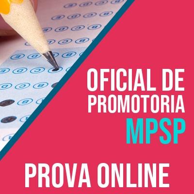 MP SP Concurso 2021 Vunesp   Simulado Online
