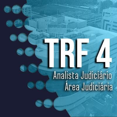 Curso TRF 4 Analista Judiciário Área Judiciária Língua Portuguesa 2019