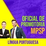 MPSP Oficial de Promotoria Concurso 2021 Vunesp | Língua Portuguesa