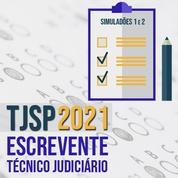 Escrevente TJSP Concurso 2021 | Prova Online COMBO