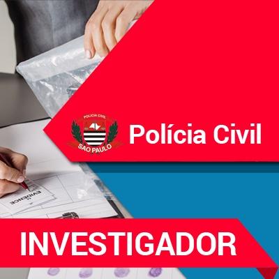 Concurso Polícia Civil SP 2021 Investigador | Curso Online Noções de Criminologia
