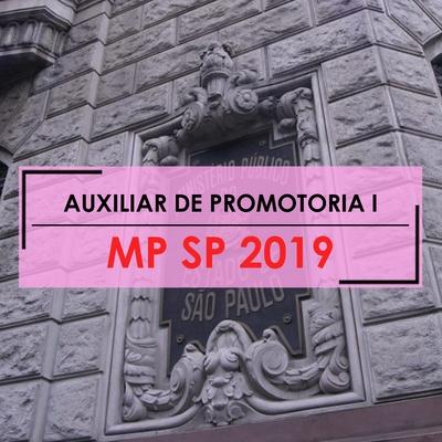 Curso MP SP Auxiliar de Promotoria 2019 - Noções de Informática