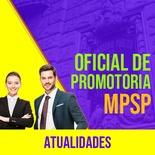 MPSP Oficial de Promotoria Concurso 2021 Vunesp   Atualidades e PCD